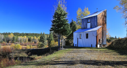 160 acres with creek hay & home, Williams Lake North
