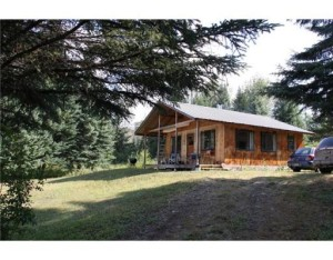 3372 Armstrong Road - 40 acres with cabin near Horsefly village & Little Horsefly River