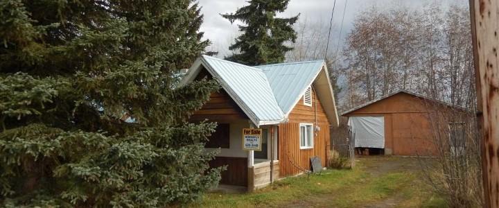 Horsefly Village: Perfect Starter Home - 5752 Horsefly Road