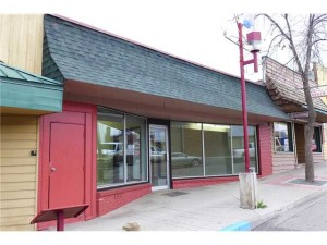 Williams Lake Prime Commercial/Retail Property 48 Oliver Street $149,000