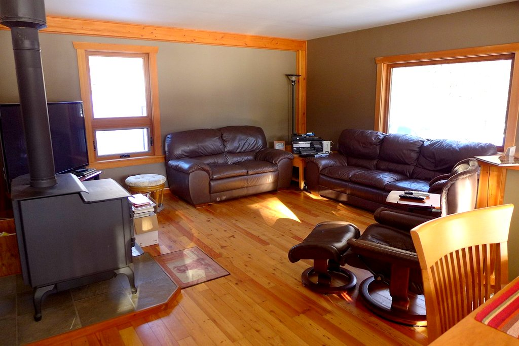 7011 Black Creek Road, Horsefly BC - Lake View Cariboo Country Home Surrounded by Crown Land