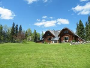 Blockhaus, Kanada, British Columbia, zu verkaufen