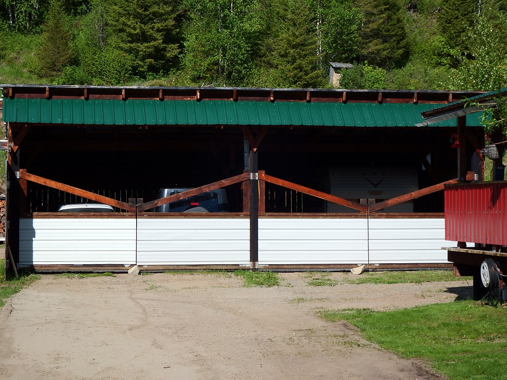 3225 Beaver Valley Road - Sold Log Home on 12 Productive Acres set up for Horses