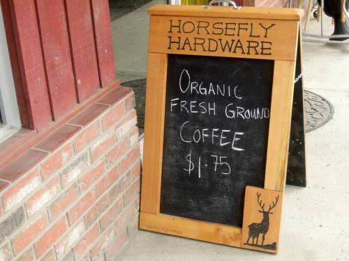 Horsefly Hardware