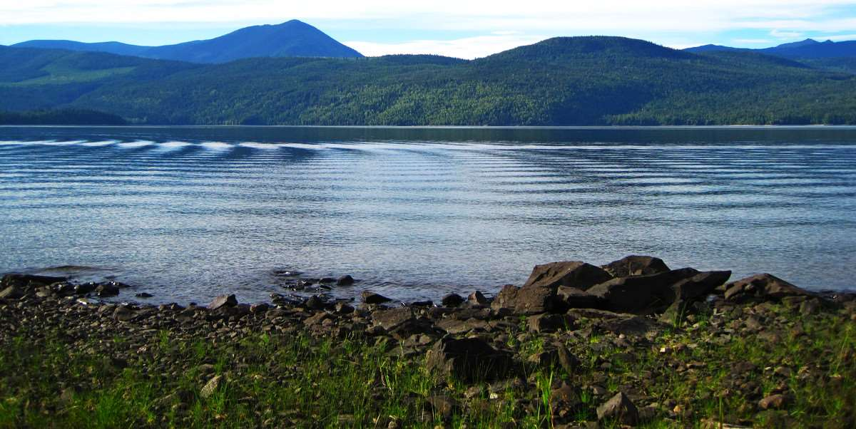 Waterfront property on Quesnel Lake - Lot 1 Haggen Point Road