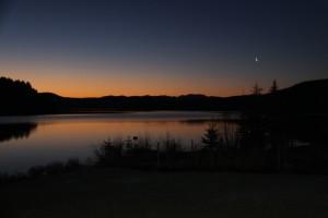 5:00 am sunrise!