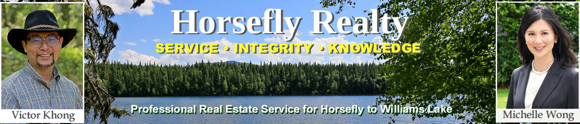 Horsefly Realty - SERVICE • INTEGRITY • KNOWLEDGE
