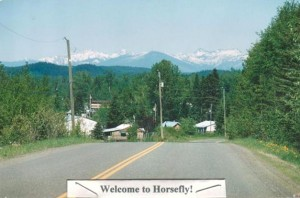 Welcome to Horsefly