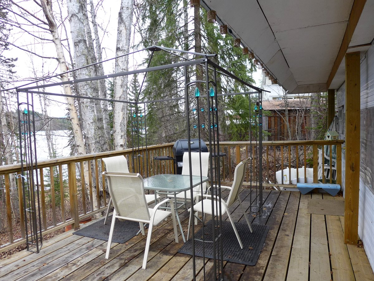 New deck installed 4.5 years ago.
